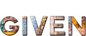 Given - Una vida con sentido 1