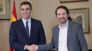 Coalición PSOE Podemos