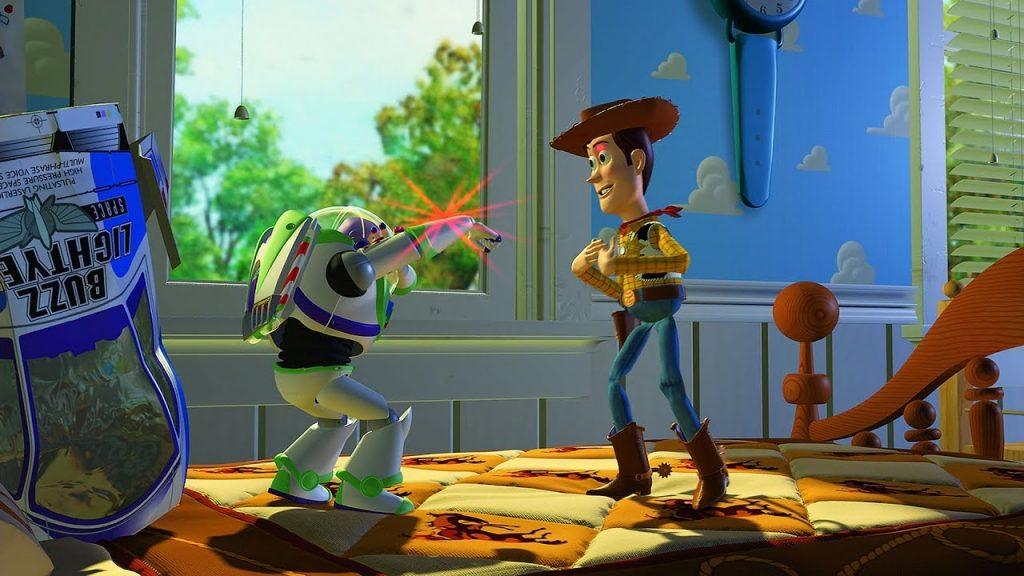 TOP 10 películas de Pixar 4