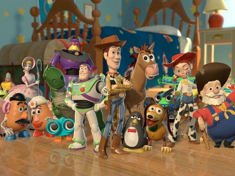 TOP 10 películas de Pixar 1