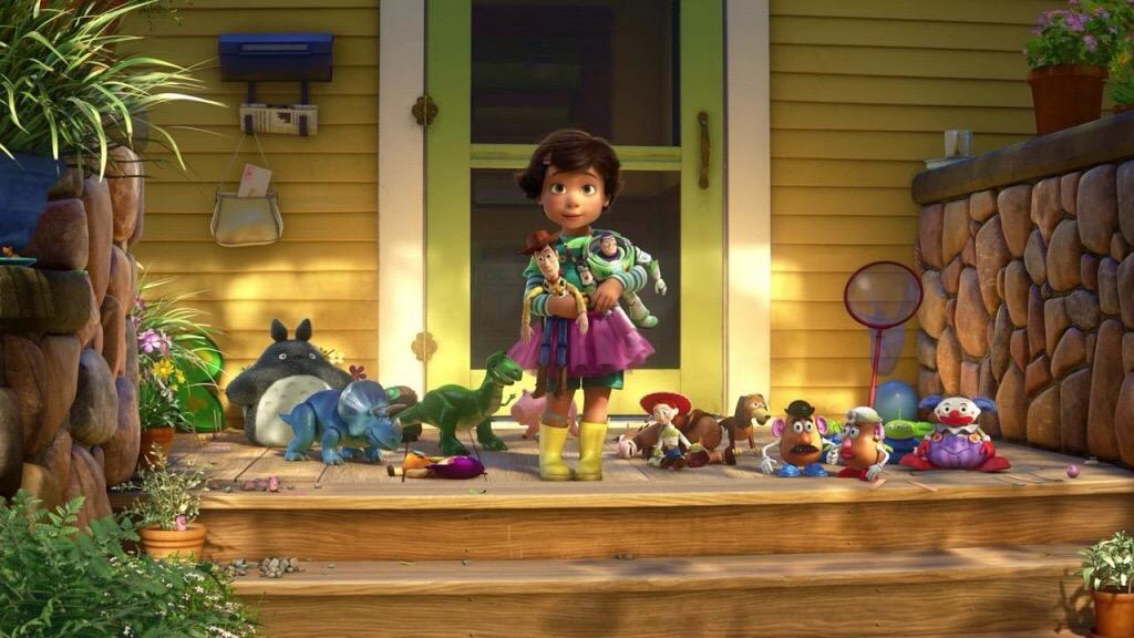 TOP 10 películas de Pixar 10