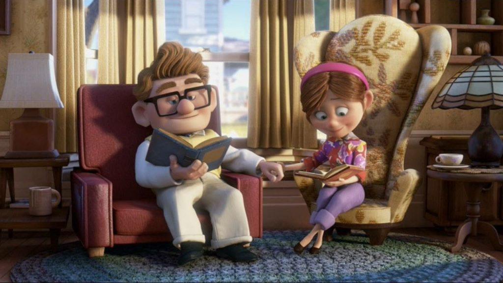 TOP 10 películas de Pixar 2