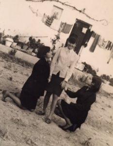 Recuerdos de Postguerra: El médico que salvó mi vida 1