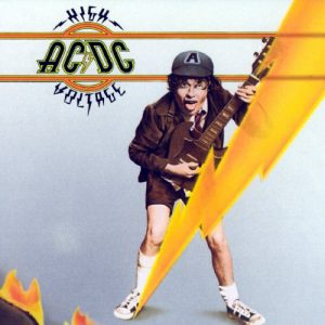 GRANDES DISCOS DEL ROCK. CAPITULO 3.  ACDC.- HIGH VOLTAGE 1